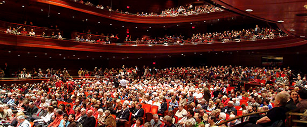 Discount coupons for kimmel center